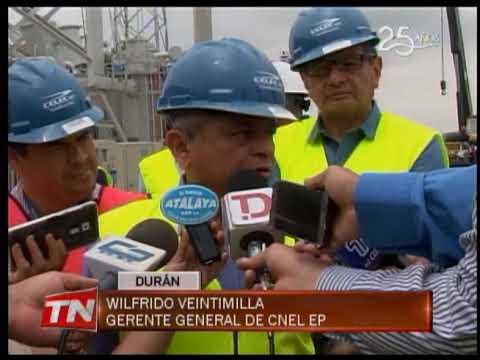 Nueva subestación eléctrica entrará en funcionamiento a fines de este mes