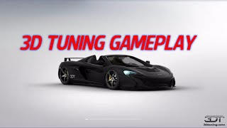 3D Tuning (Android Gameplay)