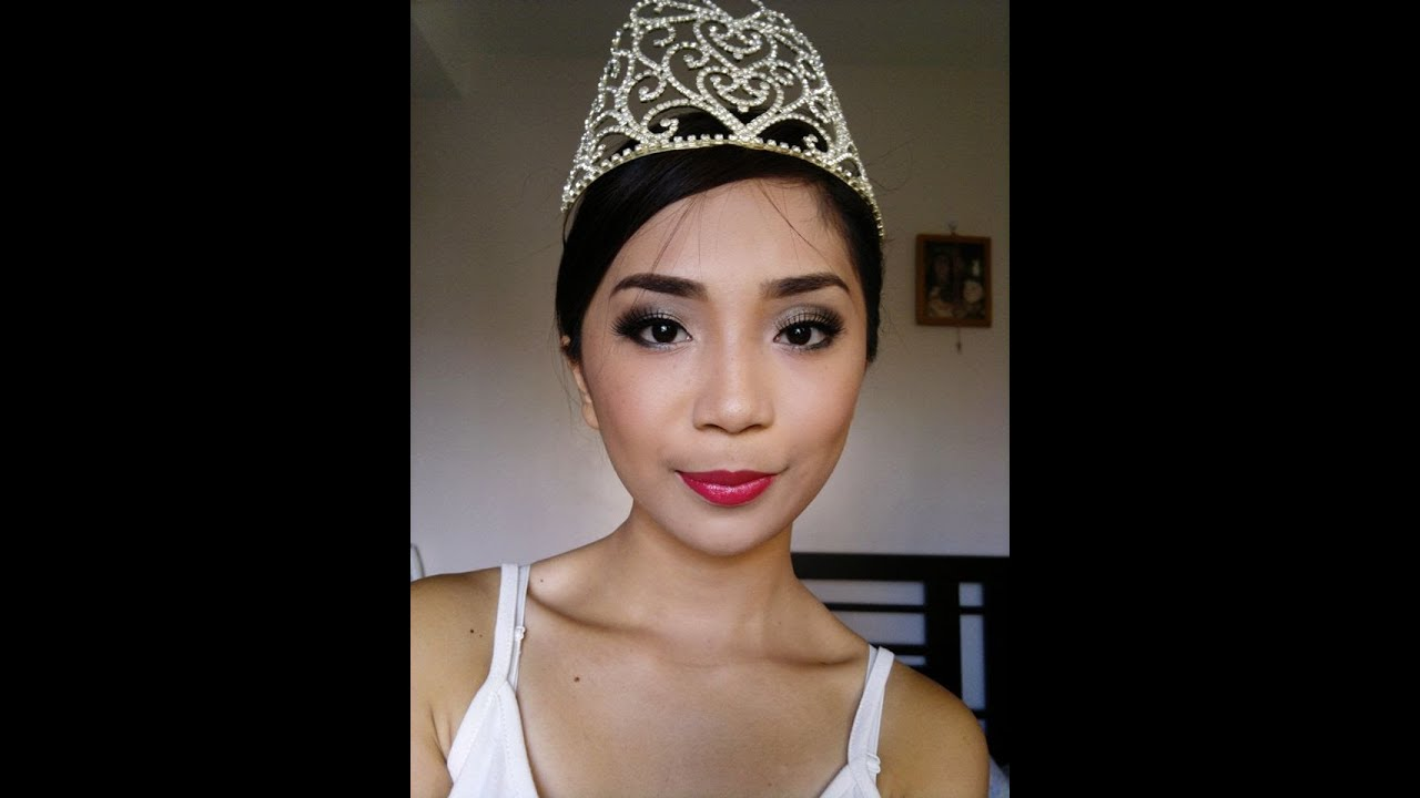 Pageant Makeup Tutorial