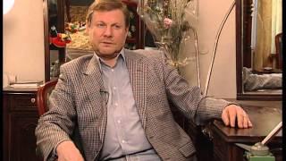 В.Соломин о сьёмках ''Сибириада''