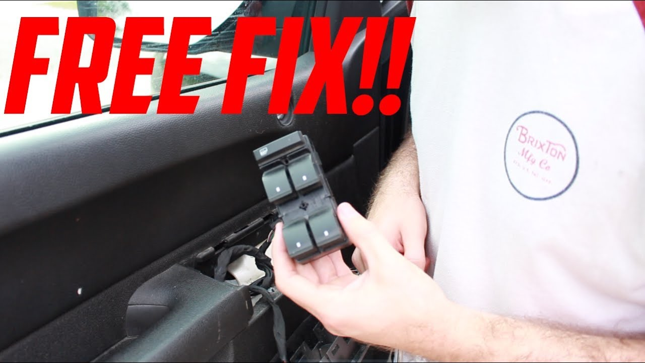 2007 chevy silverado power window wire diagram how to fix a window switch on a 07 13 silverado sierra   for free  how to fix a window switch on a 07 13