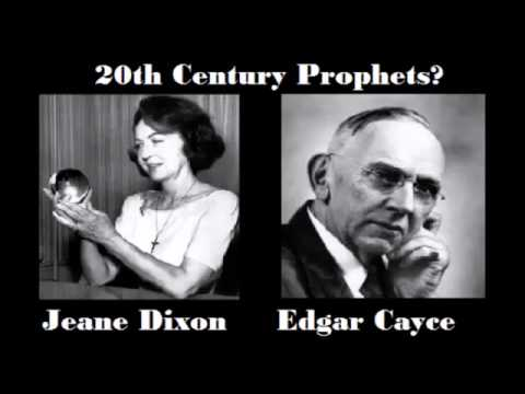 Dr. Walter Martin Jeane Dixon & Edgar Cayce 20th Century Prophets