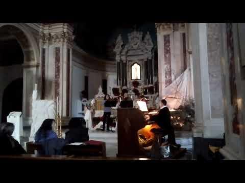 Prove concerto Basilica Vallelonga