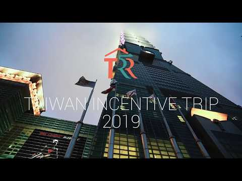 The Roof Realty (TRR) 1st INCENTIVE TRIP To Taiwan