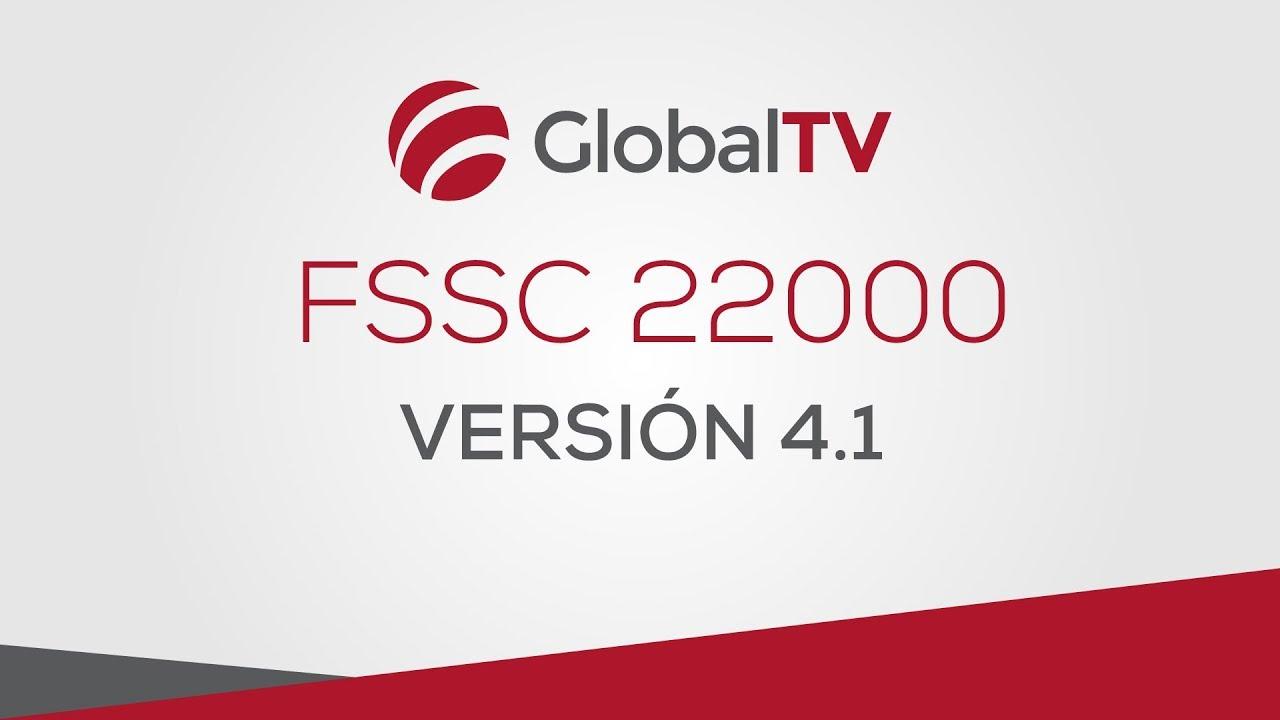 FSSC 22000 Versión 4 1