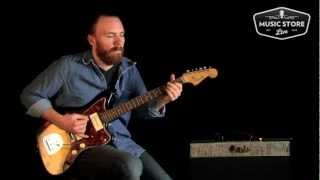 1961 Fender Vintage Jazzmaster Tone Review and Demo