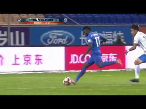 Martins' fine goalscoring form continues