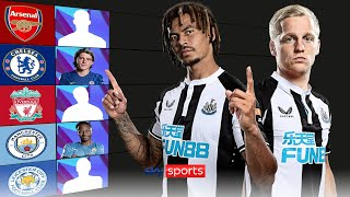 One player from EVERY Premier League club Newcastle could sign   Saturday Social feat HP & Zac