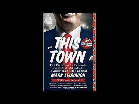ACU 1035 Mark Leibovich, Author   This Town