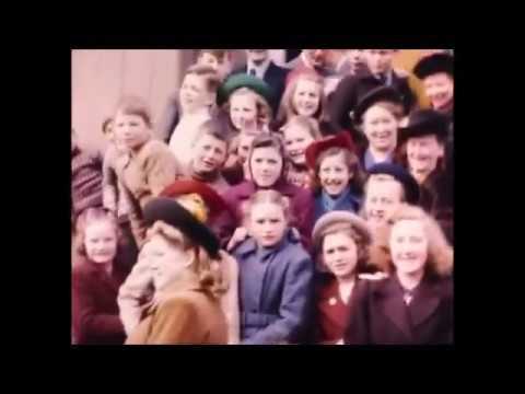 Tinganes, sunnudagsskúlabørn, Hjá Demmus í Steinatúni í 1950
