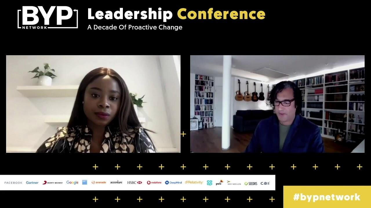 BYP Network Conference Highlights: David Olusuga