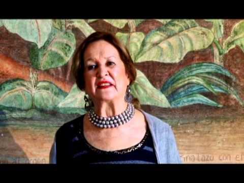Rina Lazo, su vida artística