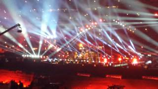 TV Total Stock Car Crash Challange 2014, Nickelback - What are you waiting for