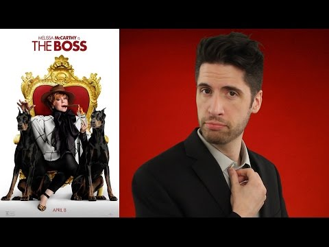 The Boss – movie review