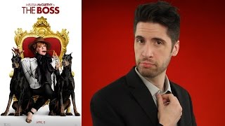 The Boss - movie review