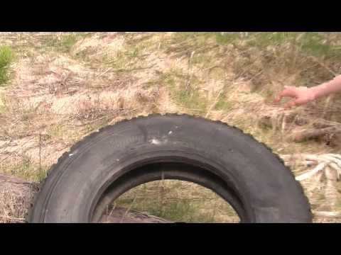 "Lucas Raisbeck  ""Man vs Wild - Wild Tire"""
