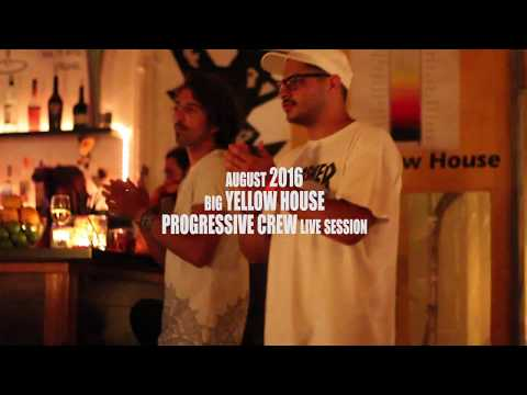 Deantoni Parks live at Big Yellow House Croatia