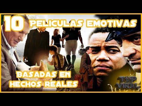 Top 10 Peliculas Basadas En Hechos Reales | Peliculas Emotivas Para Llorar