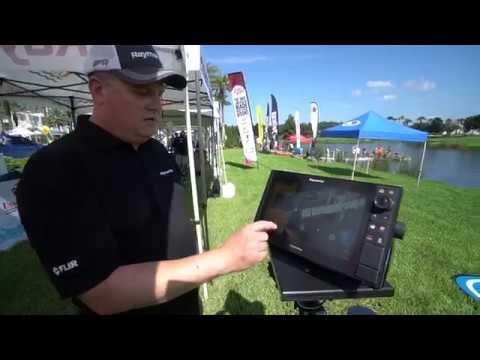 Raymarine Axiom Pro Multifunction Display & UAV Integration