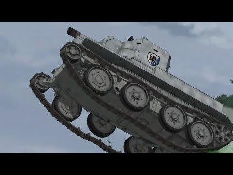 Girls Und Panzer AMV - Skrigjaargen Polka