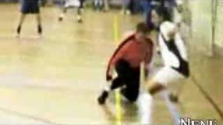 mourad boukhari  (( bouka )) skills futsal part 2  x-man