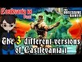 Castlevania 101 Part 1 3 Different Versions Of Castlevania 1 The Obsessive Gamer Episode 9 mp3