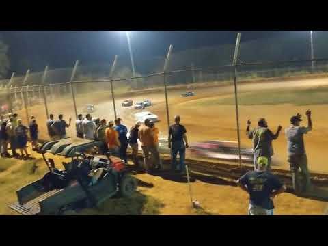 Harris Speedway-JayBird's Main-9/8/2018 (Young Guns)