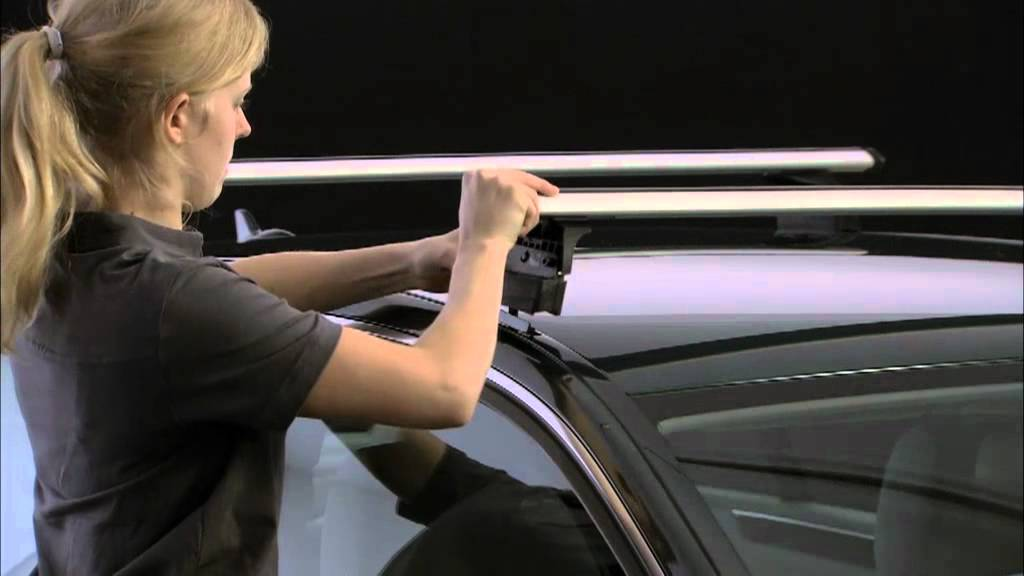 Thule Rapid System 753 Escadra Youtube
