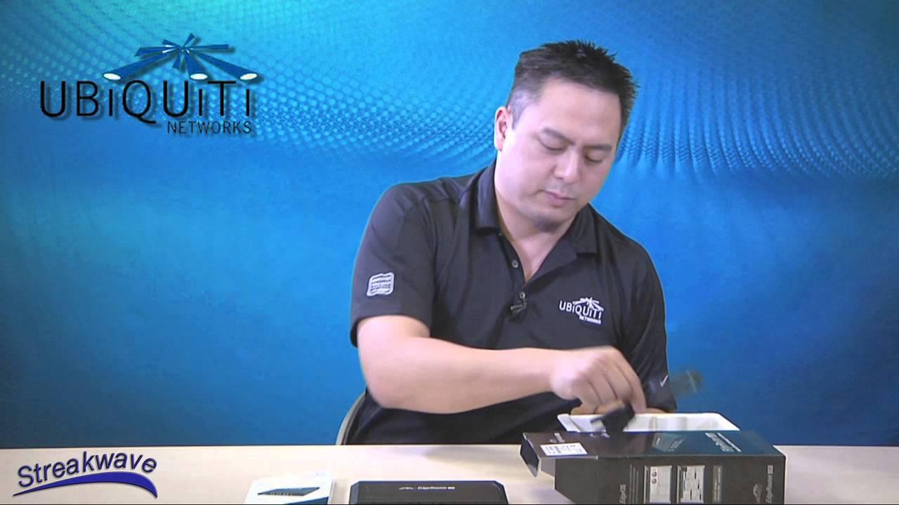 EdgeRouter LITE ERLite-3 - New model Steel Case