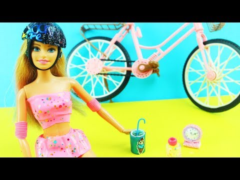 10 BARBIE DOLL HACKS AND MINIATURE IDEAS
