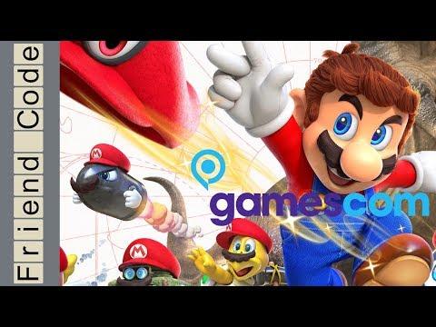 Friend Code: Gamescom 2017