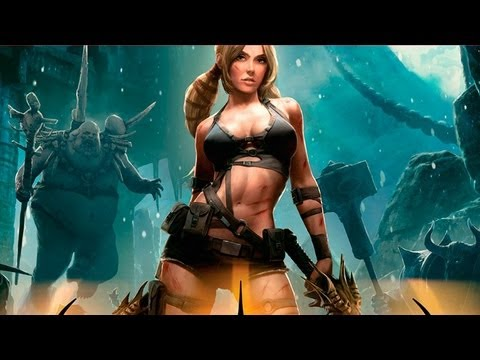 Blades of Time - Official Gameplay Launch Trailer (English)   2012   FULL HD