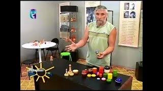 Багатомісні іграшки. Майстер клас для дітей і батьків