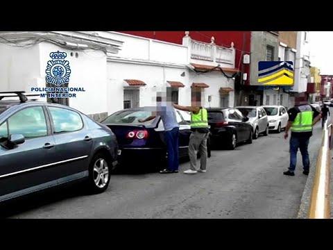 euronews (deutsch): Algeciras: 51-jähriger Terrorverdächtiger festgenommen