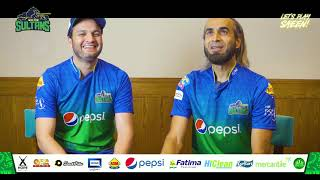 Imran Tahir & Usman Qadir | Fill In the Blanks