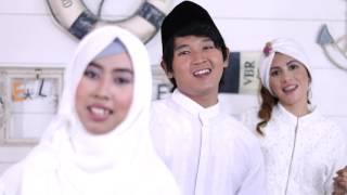 LAGU RELIGI PUMPUM, HASBI & PUTRI SINAM | Nazran - Sukses Ramadhan (Official Video Clip)