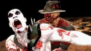 Mortal Kombat Komplete PC Freddy Krueger Ladder Playthrough