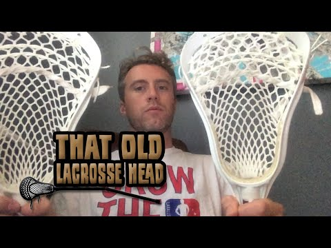 That Old Lacrosse Head: Hi-Wall And Laser Hi-Wall