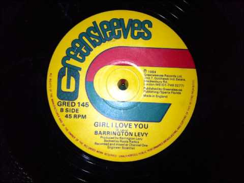 Barrington Levy - Girl I Love You