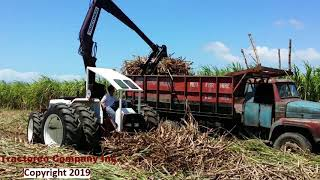 TRACTORCO CANE LOADER