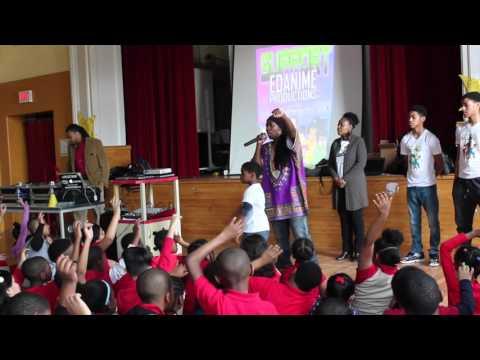Meltrek Presentation at Dorothy Heights Elementary school