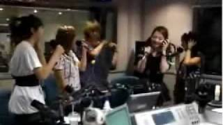 100618 heechul s youngstreet with f x nu abo
