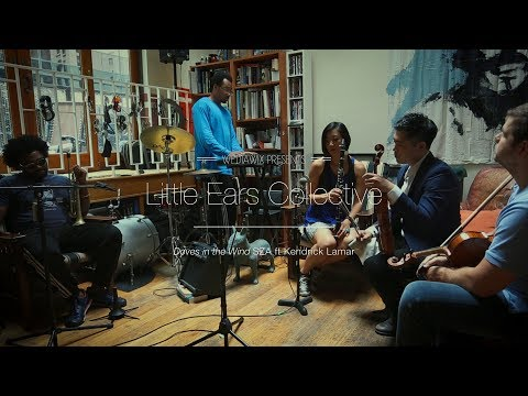 SZA ft Kendrick Lamar - Doves in the Wind (Cover by Little Ears Collective)