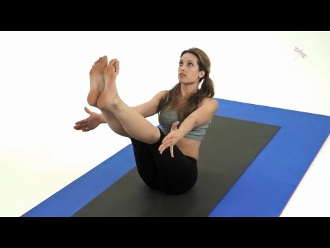 Yoga Workout - Core Yoga Work Out