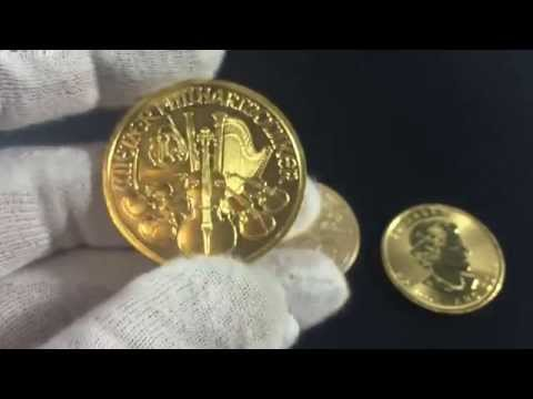 1oz American Gold Eagle, Philharmonic, and Canadian Maple comparison and goodbye