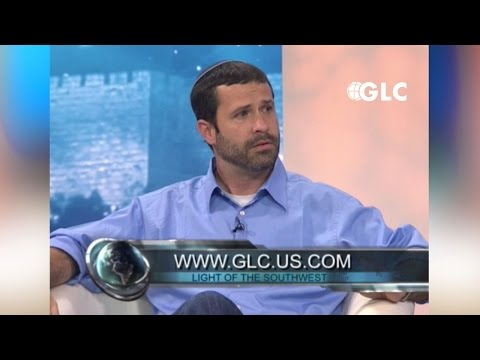 R' Jeremy Gimpel talks the future of Christianity & 10 Commandments: Light of the Southwest 2016-015