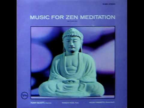 """Tony Scott - """"Za-Zen (Meditation)"""""""