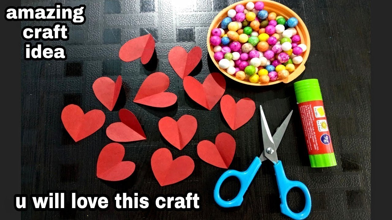 Best Craft Idea Diy Arts And Crafts Home Decor Idea Youtube