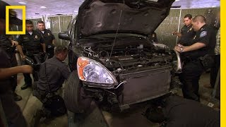 Brown Heroin SUV | Border Wars