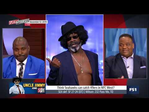 Uncle Jimmy on